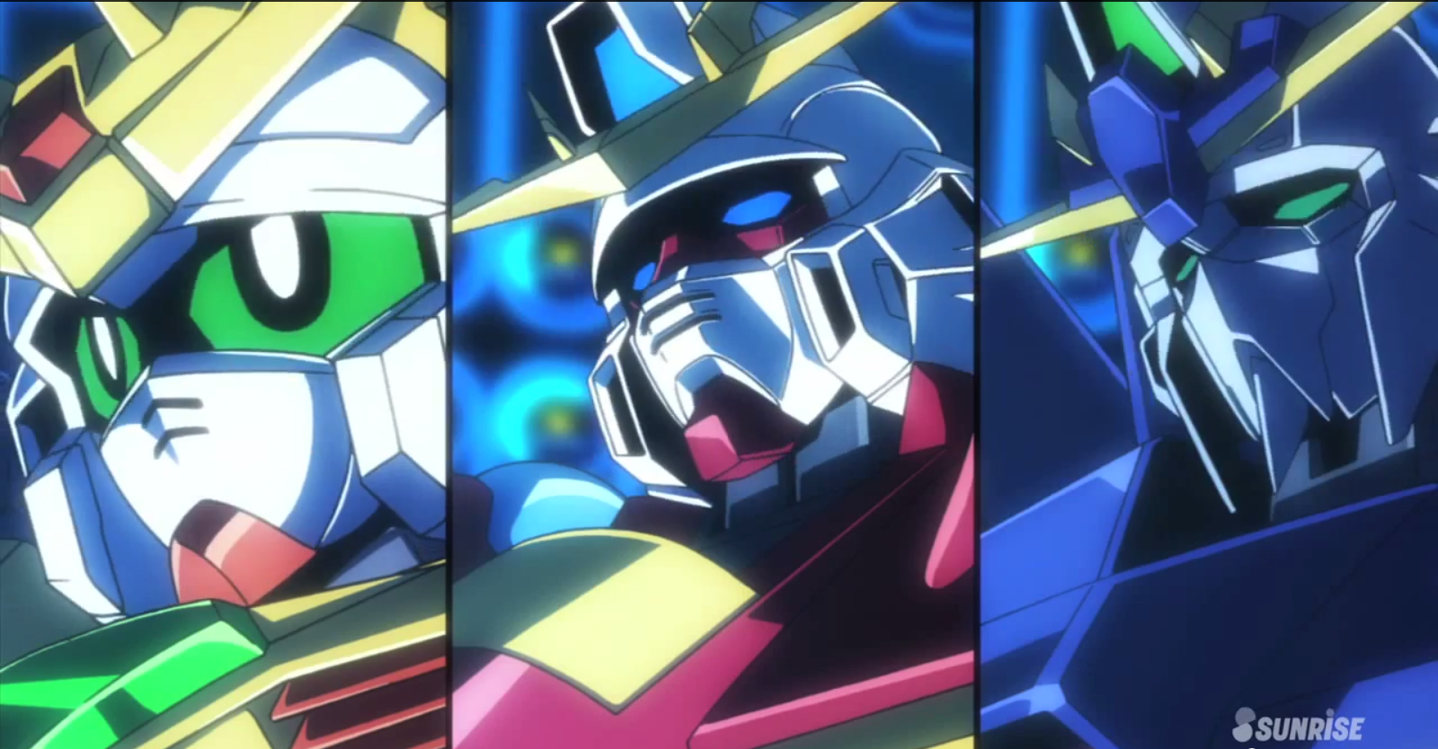 Resoconto GUNDAM BUILD FIGHTERS TRY 23