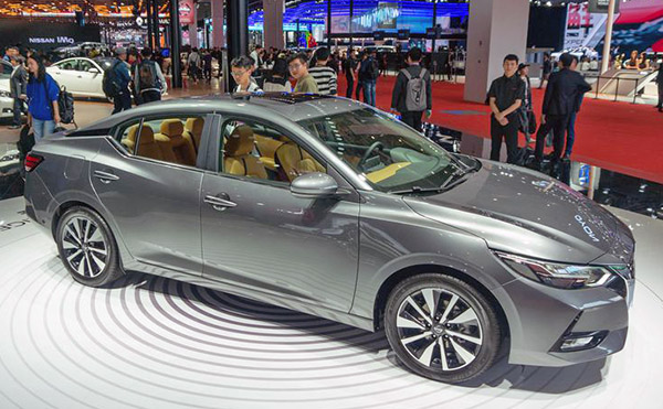 Burlappcar: 2020 Nissan Sentra