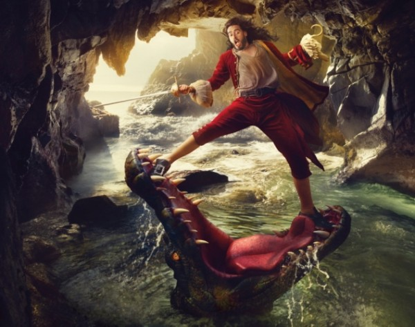 Disney Dream Celebrity Portraits by Annie Leibovitz-16