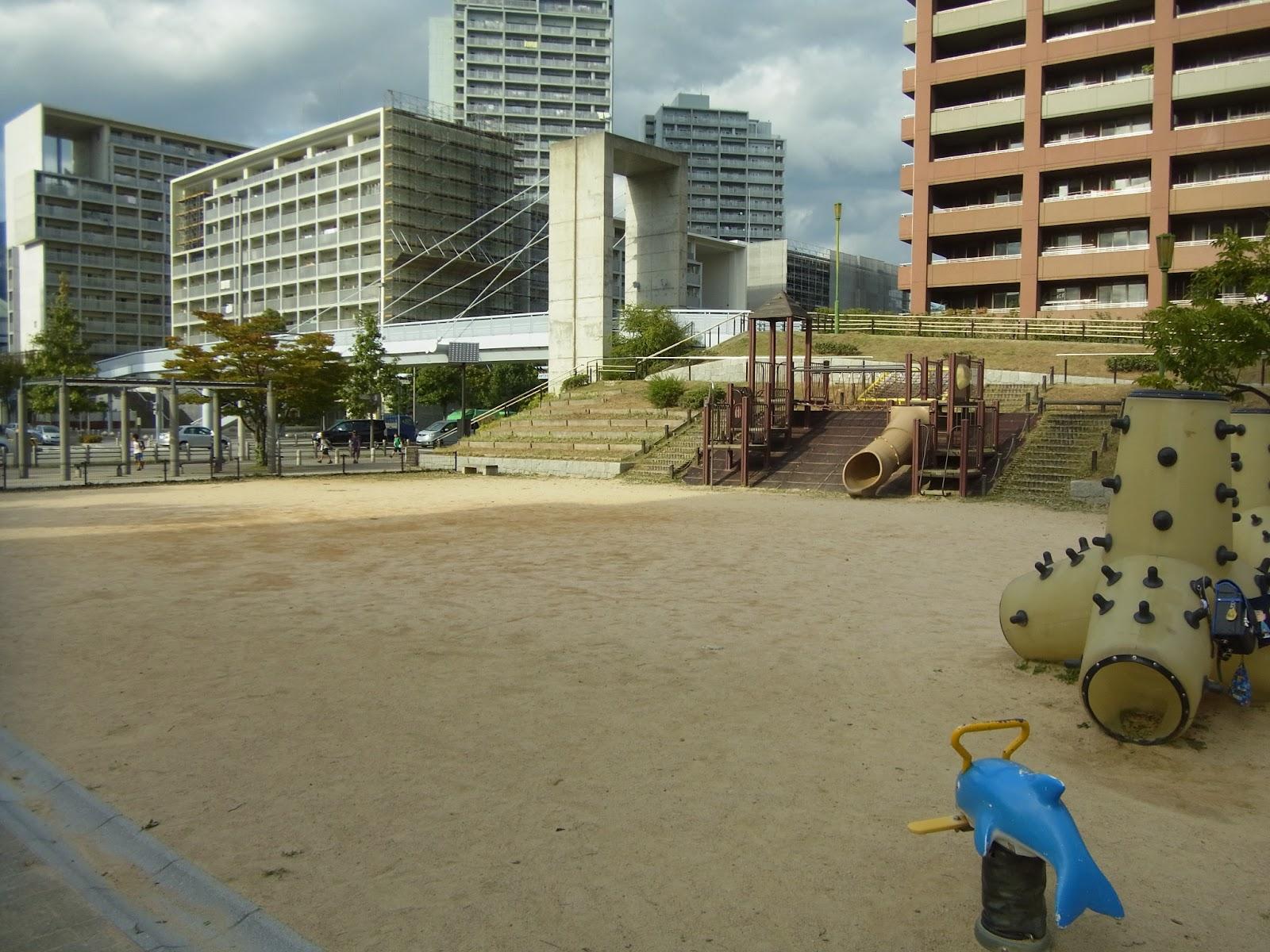 248/1000 脇浜海岸通公園(神戸...
