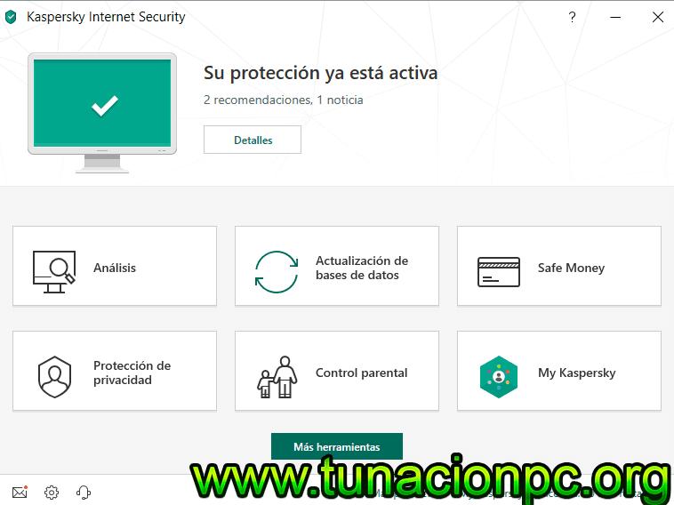 Descargar Kaspersky Internet Security Full Español
