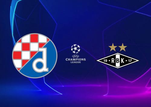 Dinamo Zagreb vs Rosenborg -Highlights 21 August 2019