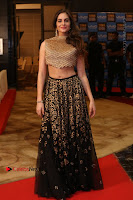 Actress Model Sarah Hopkins Latest Pos in Lehenga Choli at SIIMA Short Film Awards 2017 .COM 0176.JPG