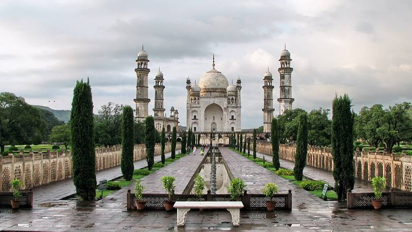 Bibi Ka Maqbara | The imitation of the Taj Mahal