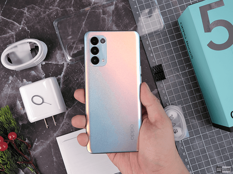 ICYMI: Pre-orders for OPPO Reno5 series comes with FREE Kuyou Smart Watch, reveals collab with Tinder