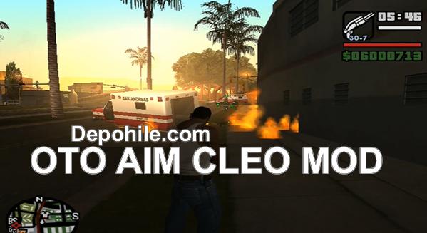GTA SanAndreas Otomaik Aim Modu Cleo Hilesi İndir 2021
