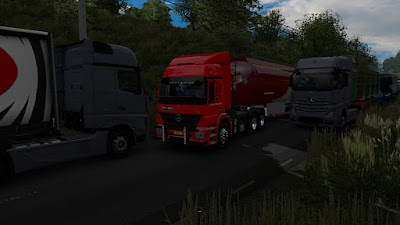 Mercedes Benz Axor V3 Indo Project edit 1.30 ASW Project