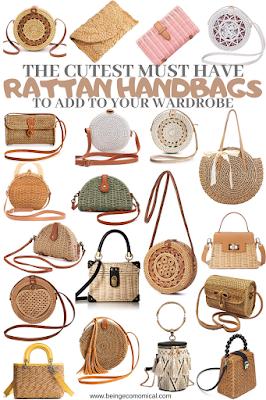 Must Have Rattan Handbags