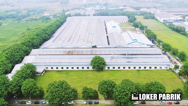 PT Dharma Polimetal Pabrik