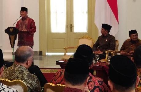 ICMI Dukung Jokowi 2 Periode, Jimly Sebut Indonesia Butuh Pemimpin yang Konsisten dan Kredibel