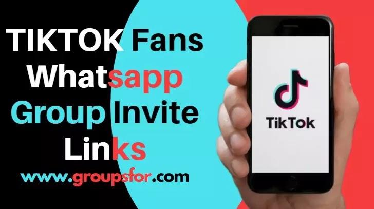 TikTok Videos Whatsapp Group Links in 2020