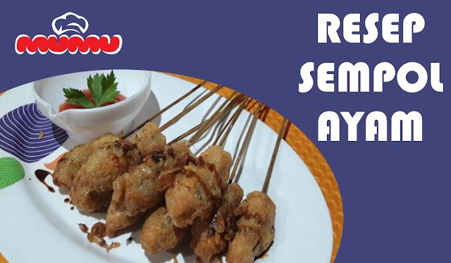 Resep Sempol Ayam