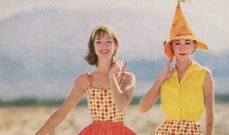 Vintage Summer Fashion Inspiration