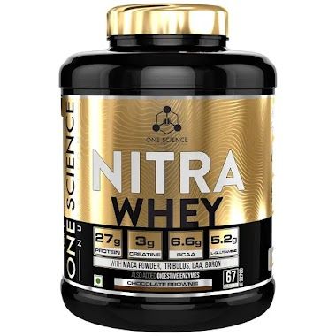 One Science Nutrition Nitra Whey, 5 lb