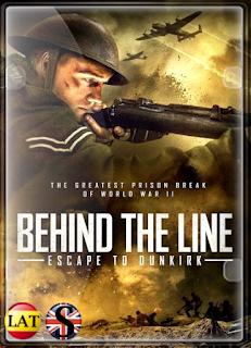 Detrás de la Línea: Escape de Dunkirk (2020) WEB-DL 1080P LATINO/INGLES