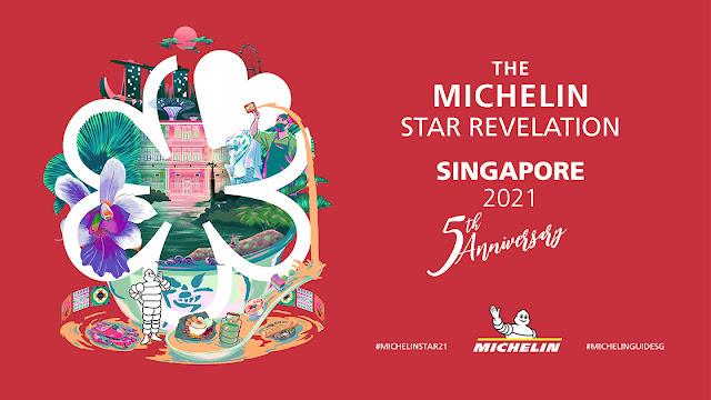 Singapore Michelin Guide 5th Annivesary