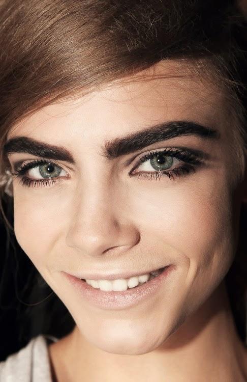 Eyebrow Makeup: Beauty Spot: Thick Eyebrows
