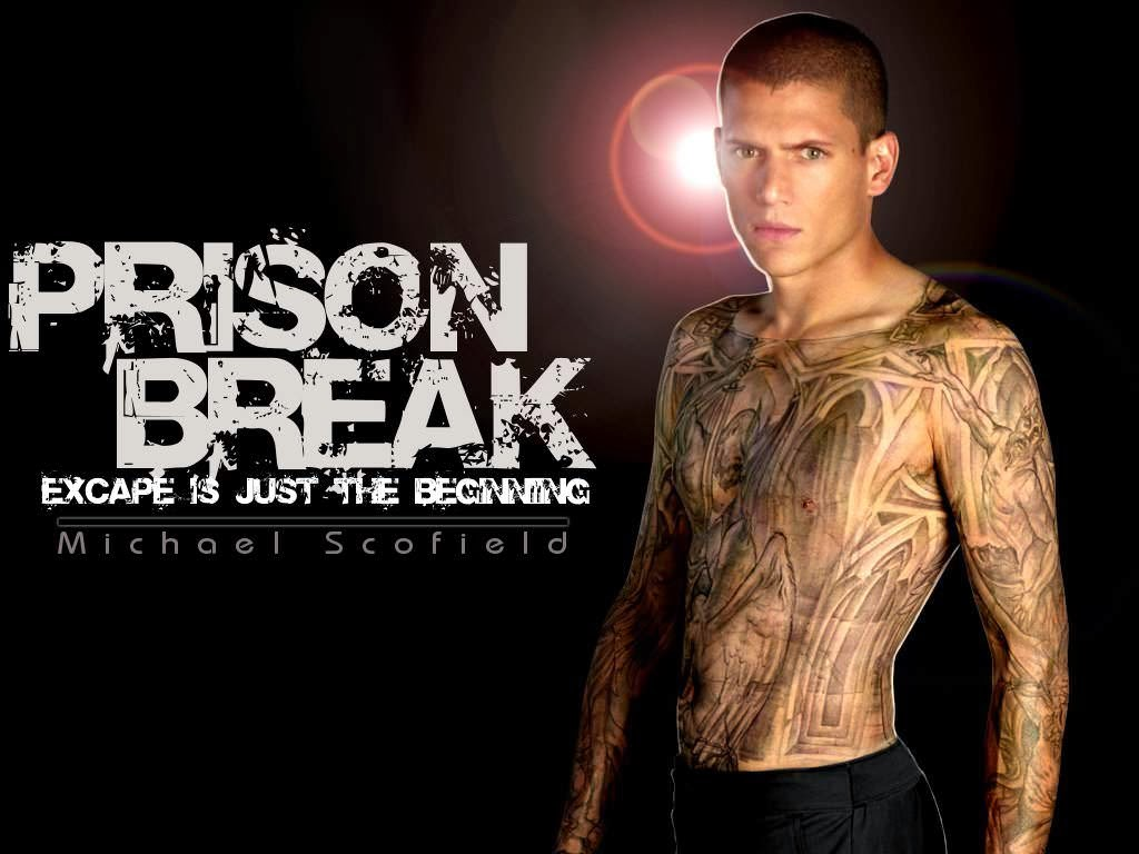 michael scofield tatoo