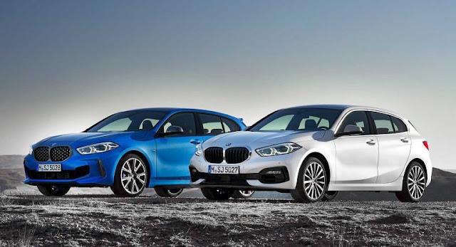 BMW, BMW 1-Series, Frankfurt Motor Show, Gallery, New Cars, Top 4