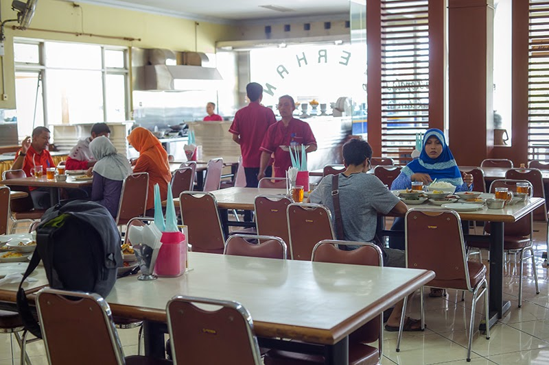 Rumah Makan Sederhana Caruban