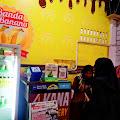 Banda Banana Menyajikan Nugget Pisang Cokelat Aneka Topping