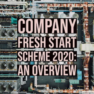 Company Fresh Start Scheme 2020