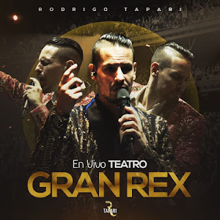 RODRIGO TAPARI - EN VIVO EN TEATRO GRAN REX