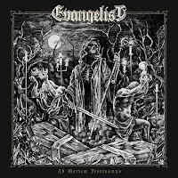 """Το ep των Evangelist """"Ad Mortem Festinamus"""""""