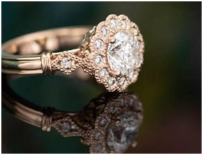 10 Choicest And Unique Designs For Engagement Rings
