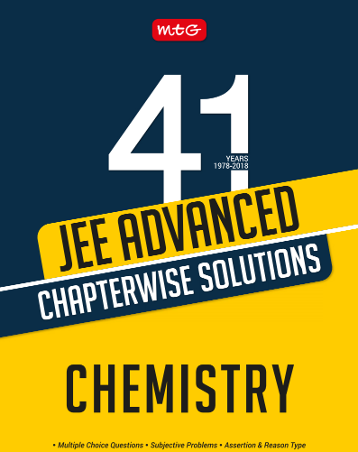 JEE Advanced Chemistry Chapterwise Solutions : For IIT/JEE Exam