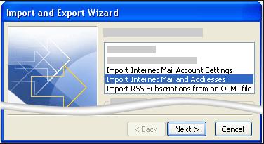 Cara memindahkan email dari Outlook Express ke Komputer lain