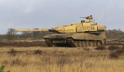 Leopard 2A7 +