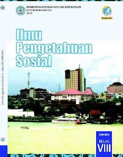Buku IPS Kelas 8 kurikulum 2013