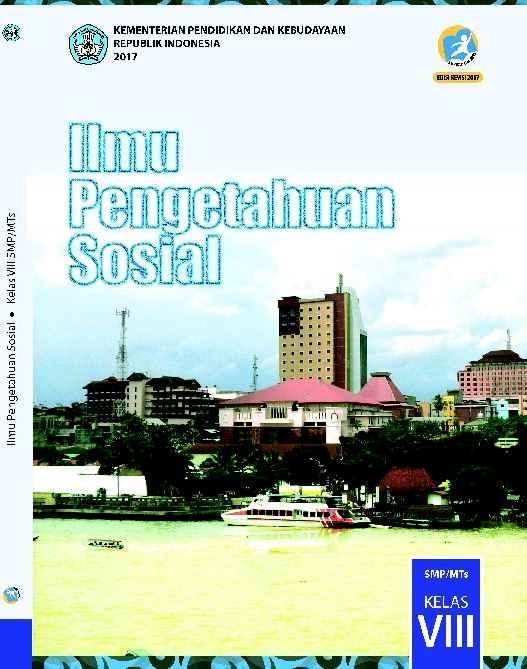 Buku IPS Kelas 8 kurikulum 2013 - Buku Siswa