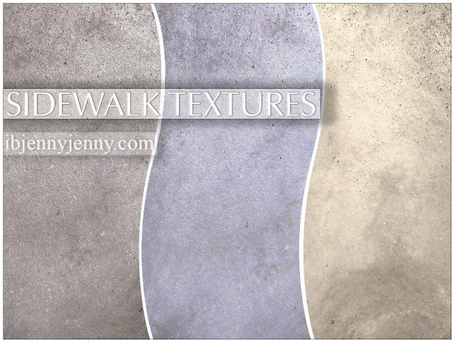 Sidewalk Textures preview