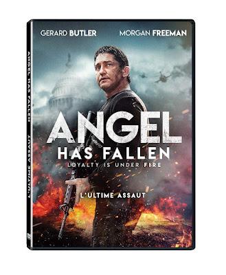 Angel Has Fallen 2019 Dvd