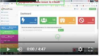 pointsprizes BOT Checker Account