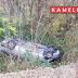 Tuzla : Prilikom prevrtanja automobila povrijeđen vozač