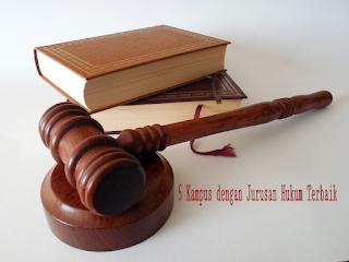 jurusan hukum terbaik di indonesia