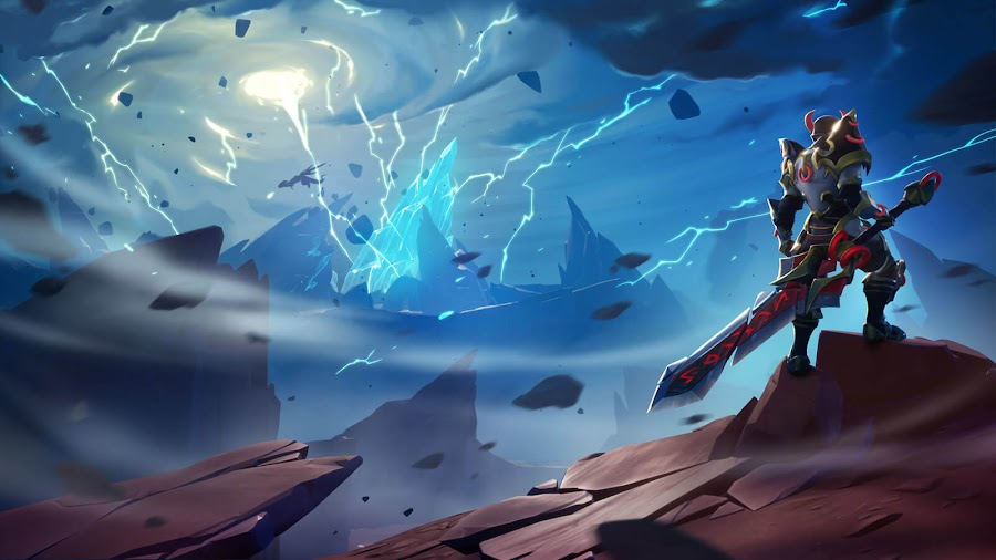 dauntless stormchasers free content update pc epic games store nintendo switch ps4 xbox one free to play phoenix labs