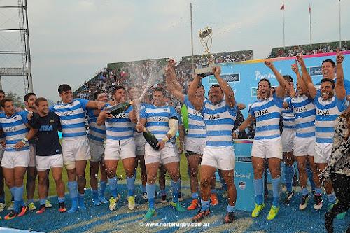 Los Pumas hicieron historia en Salta