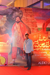 Om Namo Venkatesaya Telugu Movie Audio Launch Event Stills  0043.JPG
