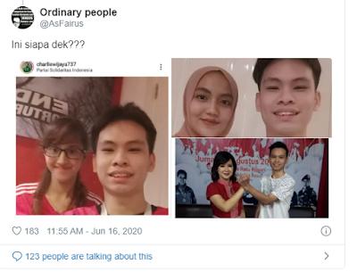 PSI Ngaku Tak Kenal Charlie Wijaya Pelapor Bintang Emon, Warganet: Lah Ini Siapa ?