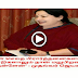 """You've prayers, worship and I was reborn,"" Chief Minister Jayalalithaa"