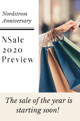 Nordstrom Anniversary Sale-NSale-Nsale2020