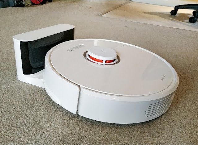 Roborock S6 Robot Vacuum With Room Mapping & Mop | Gadget Explained