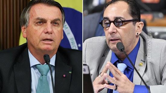 crime dialogo bolsonaro kajuru pgr stf