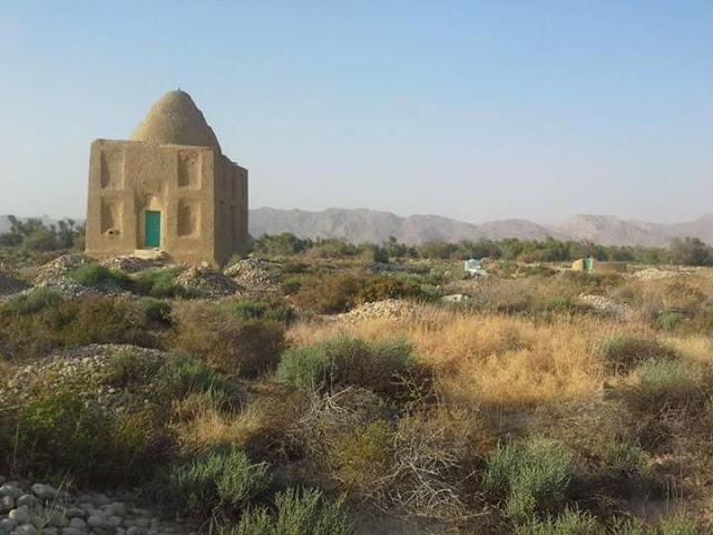 Tomb of  Chief Panju Khan Khajjak