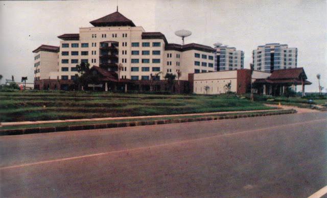 Hotel Sahid Jaya Lippo Cikarang, 1995