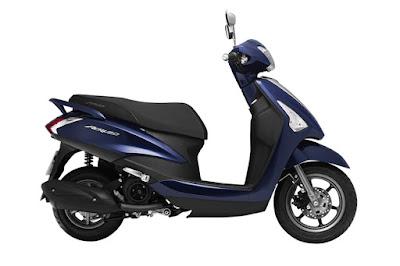 Yamaha Acruzo 125cc Hd Picture